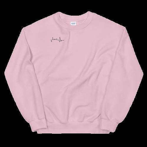 Love Beat Sweatshirt