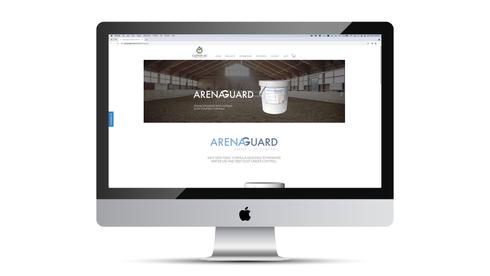 Arena Guard Webpage