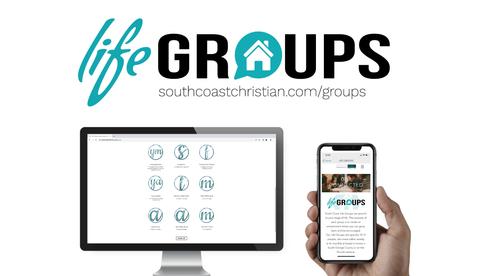 Scc Life Groups Branding