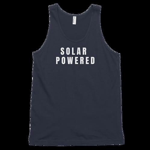 Solar Powered Tank