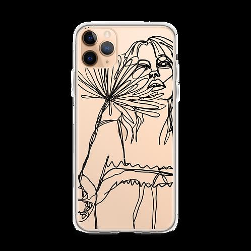 Flower Child iPhone Case