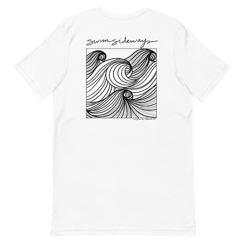 Swim Sideways Tee