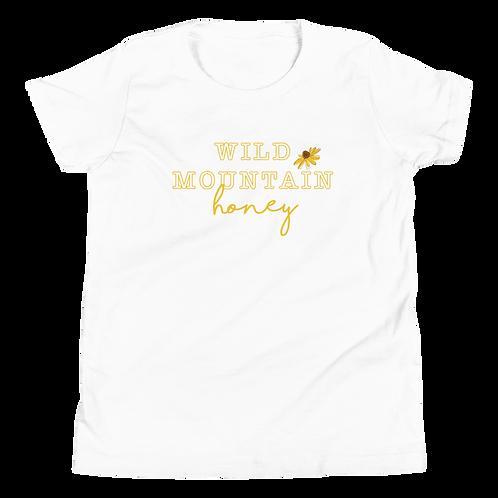 Kids Wild Mountain Honey Tee