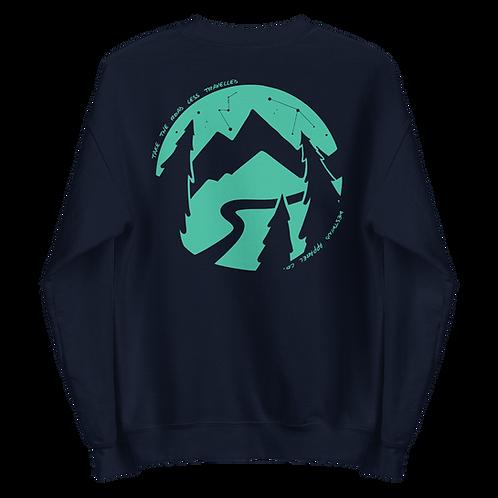 Road Less Travelled Sweatshirt