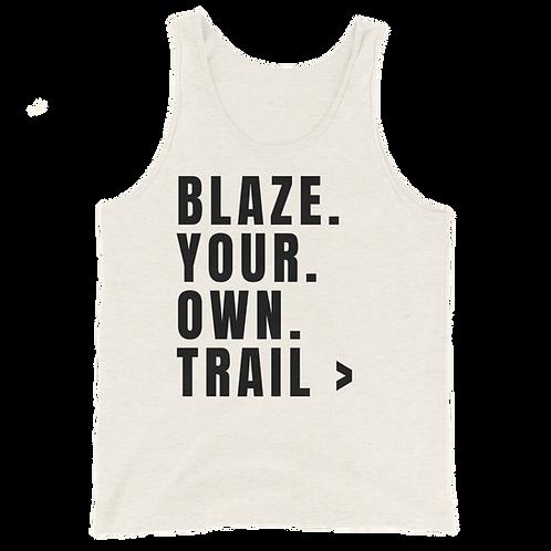 Blaze Your Own Trail Tank