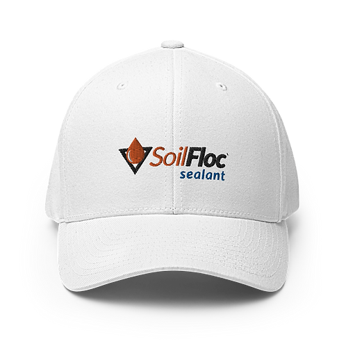 SoilFloc Embroidered Structured Twill Cap