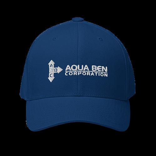 Aqua Ben Structured Twill Cap