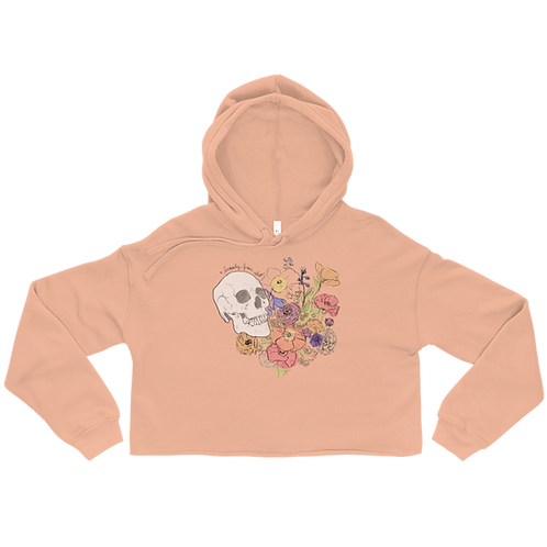 Beauty from Ashes Ladies' Crop Hoodie