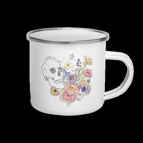 Beauty from Ashes Enamel Mug