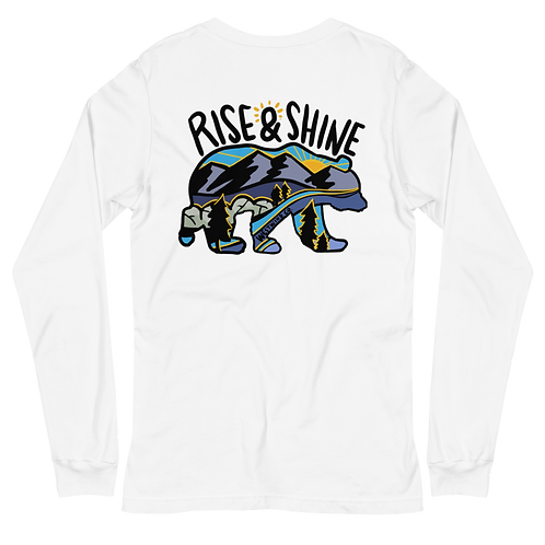 Rise and Shine Long Sleeve Tee