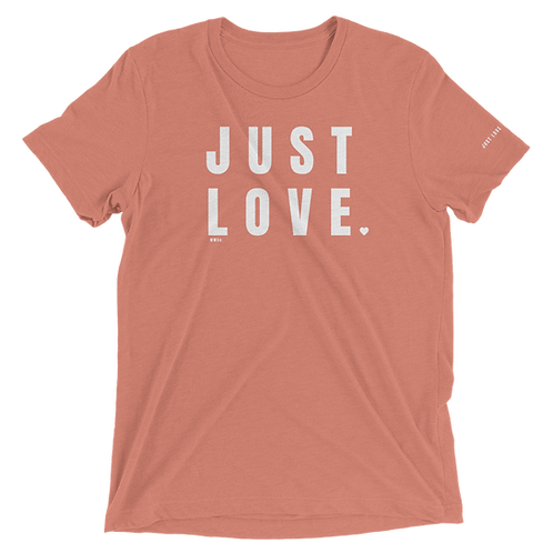 Just Love Triblend Tee