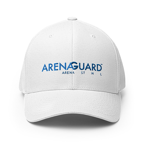 ArenaGuard Embroidered Structured Twill Cap