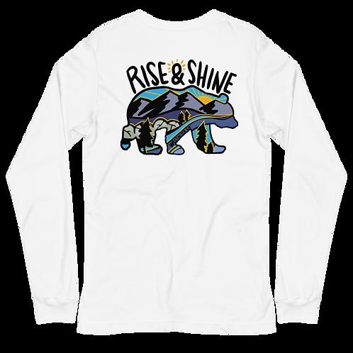 Rise and Shine Long Sleeve Tee