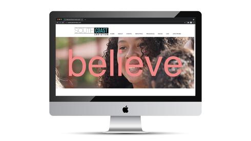 South Coast Christian Website