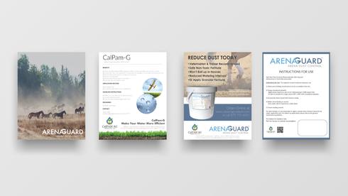 CalPam Brochures