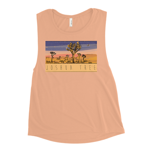 Joshua Tree Park Ladies' Tank