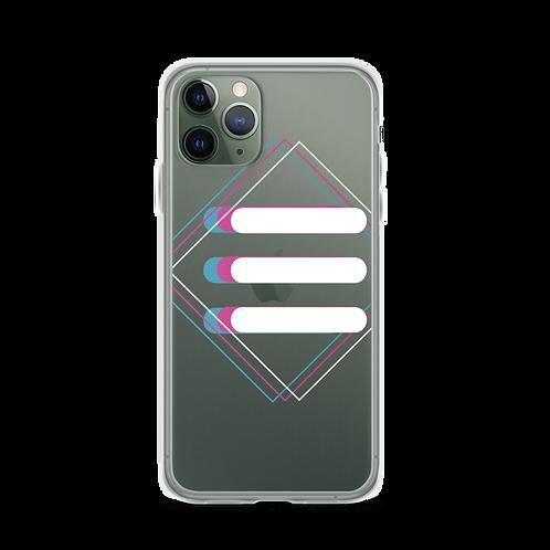 ECHO Glitch iPhone Case