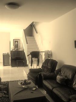 גרם מדרגות | לפני
