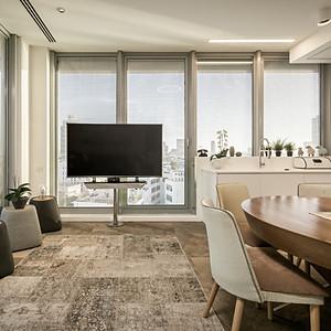 דירה במגדלי פרישמן - תל אביב