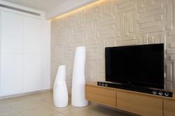 עמדת טלוויזיה בסלון