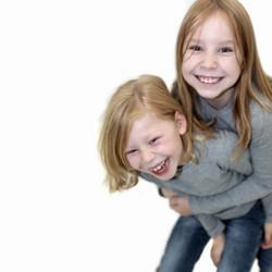 zusjes portretfotografie kidstudio amsterdam