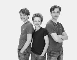 familiefoto Kidstudio Amsterdam