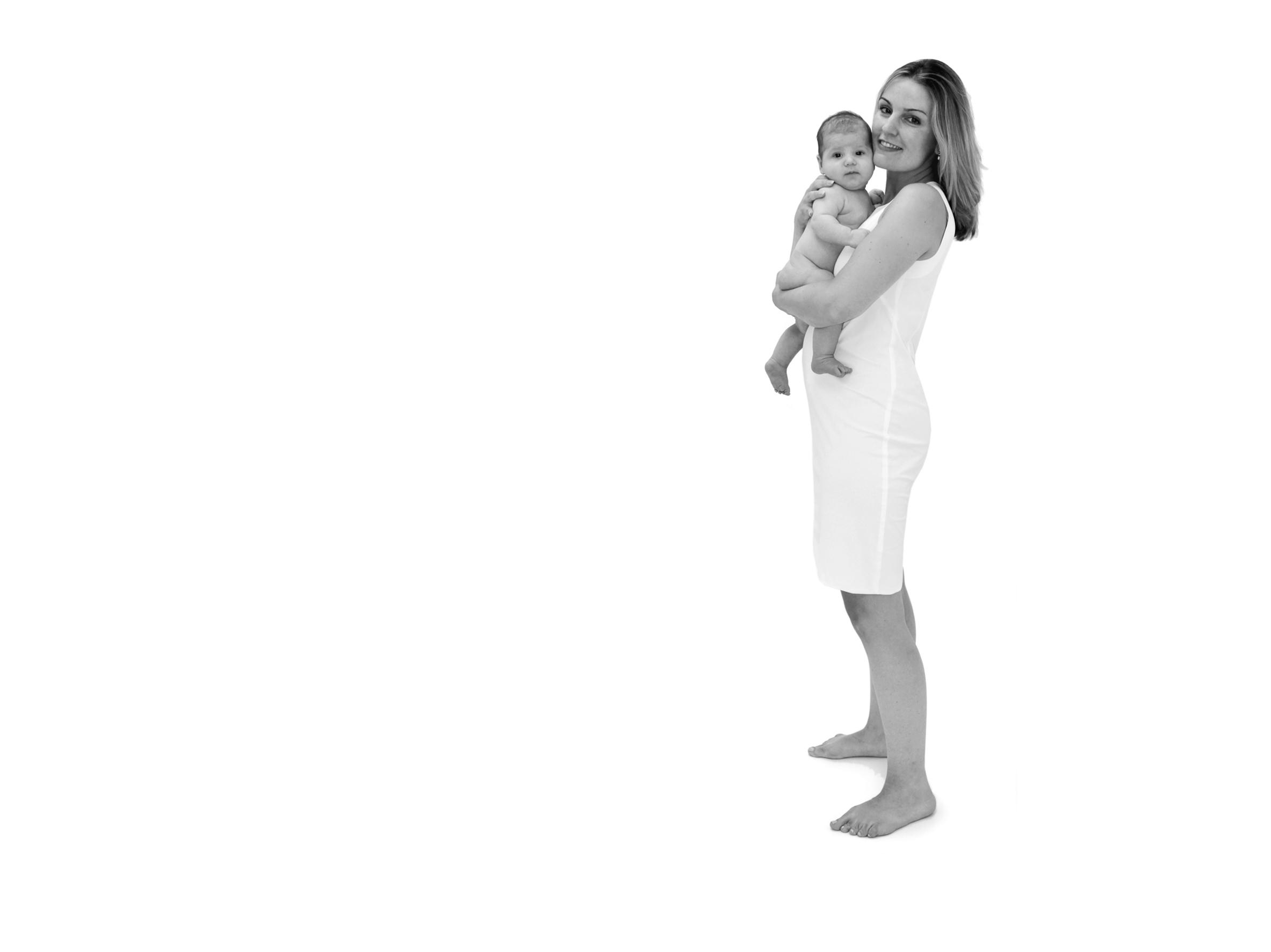 moeder baby fotoshoot amsterdam ks7445)landscape