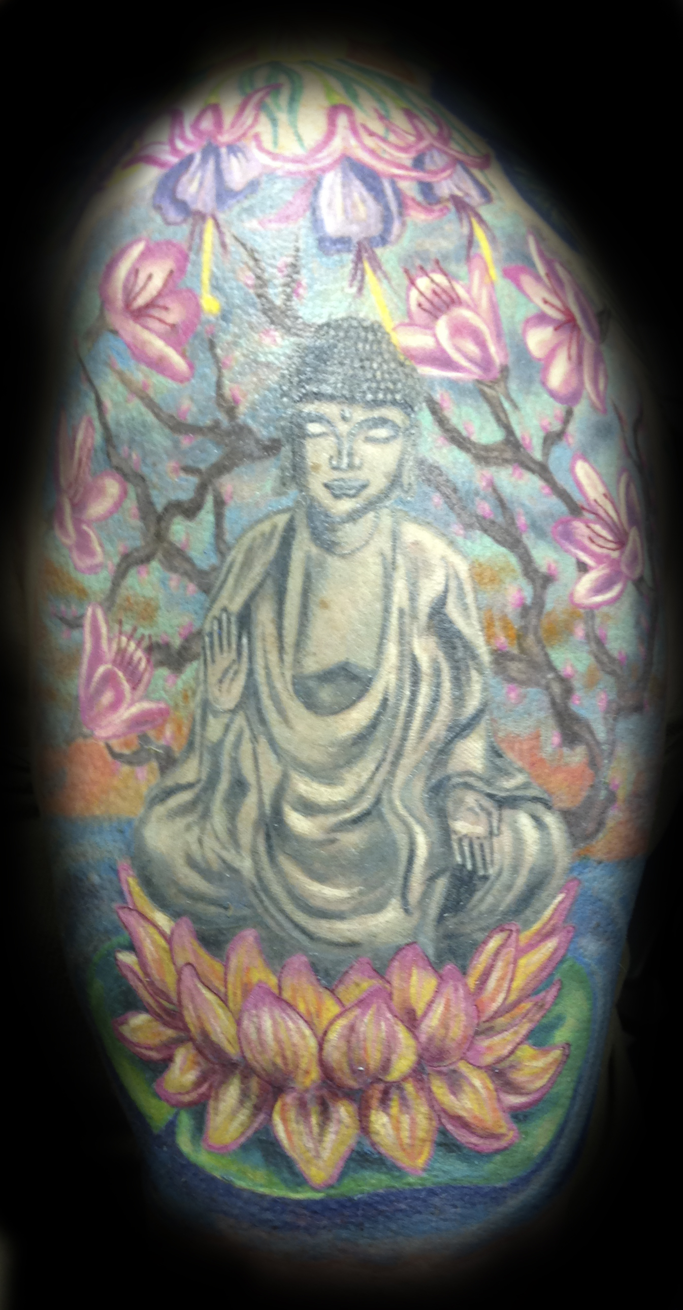 tattoo, tattoo shop, buddha