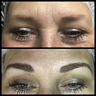 embroidery, PMU, Permanet Makeup, microblading, eyebrows, eyebrow, hair stroke, 3d brow,