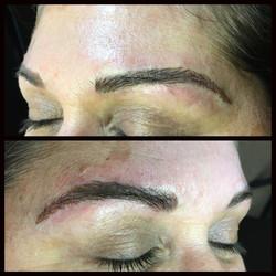 permanent makeup, microblading
