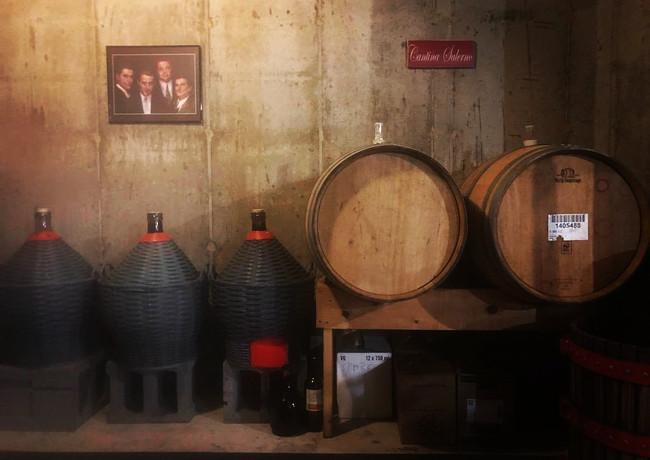 Homemade Wine Cantina