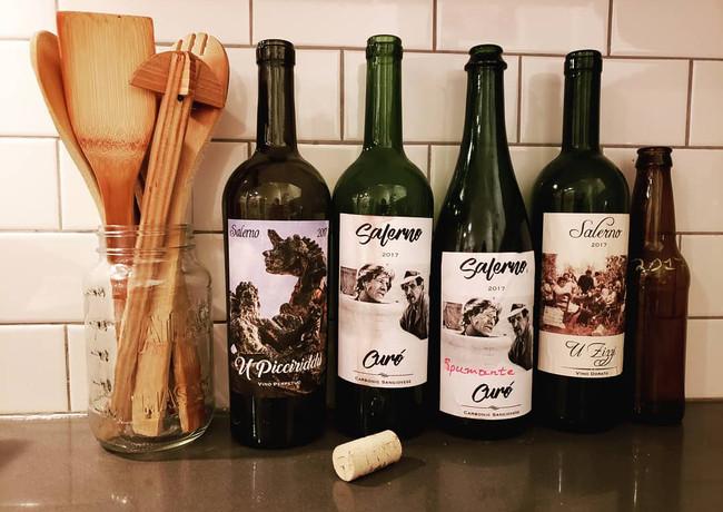 2017 Wines