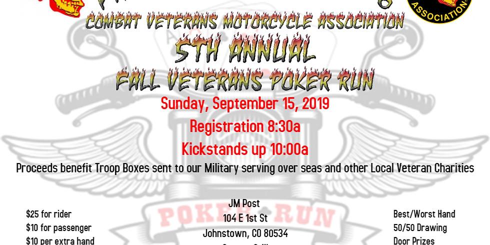 5th Annual Poker Run
