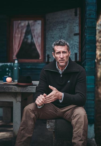 Tom Erickson best ager Model