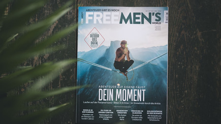 FREE MEN´S WORLD Magazin