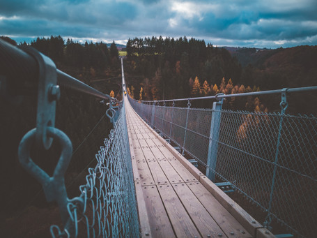 Geierlay Brücke Gesa Krause