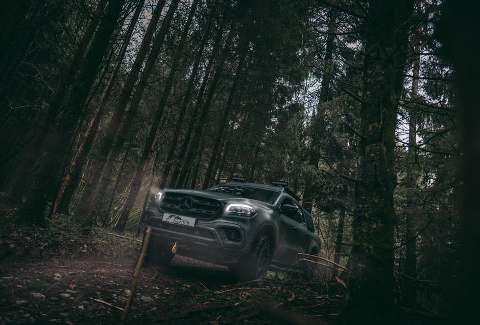 Mercedes-Benz Gruma Hunter