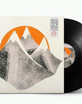 Record Sleeve Design by HC Gordon