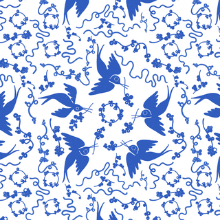 Repeat Sparrow Pattern