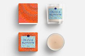 Candle packaging Pattern HC Gordon