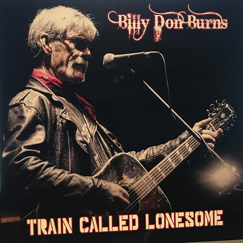 TRAIN CALLED LONESOME - CD