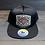 Thumbnail: FLAT BILLED TRUCKER HAT - BLACK