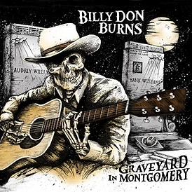 BillyDonBurns_GraveyardMontgomery_Cover_