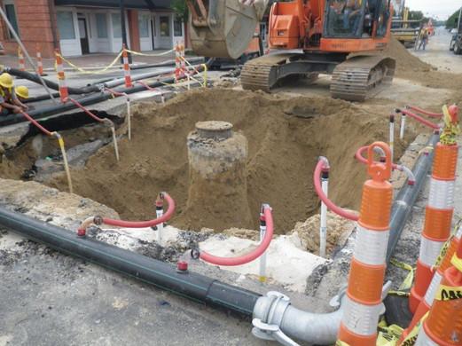 KIN1401- Queen Street Sewer Rehab -  Wel