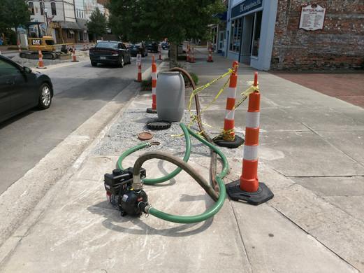 KIN1401- Queen Street Sewer Rehab -  Mai
