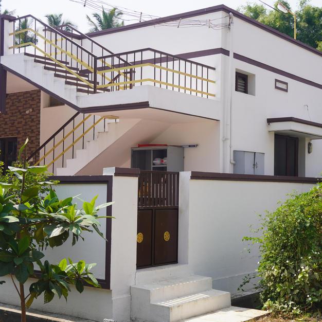 chennaivasthu staircase
