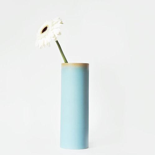 The Tubular - Tall Vase (Sky Blue)