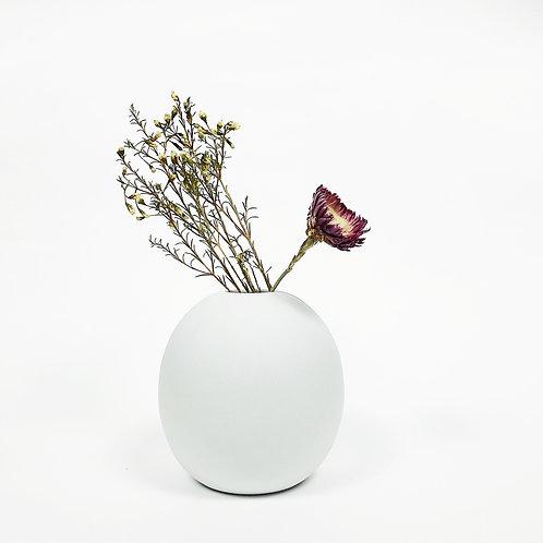 Nordic Matt Vase - Sphere  (L)