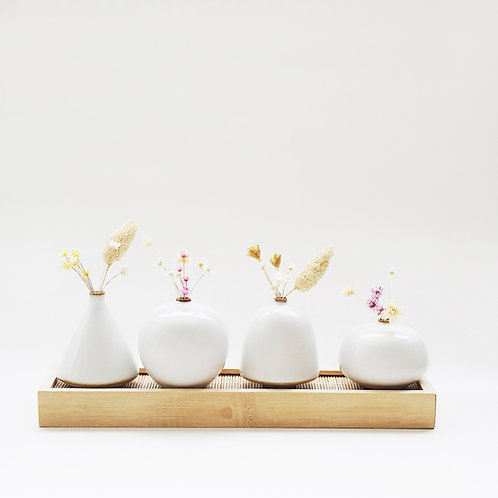 Special-Odd Shape Mini Vase Set