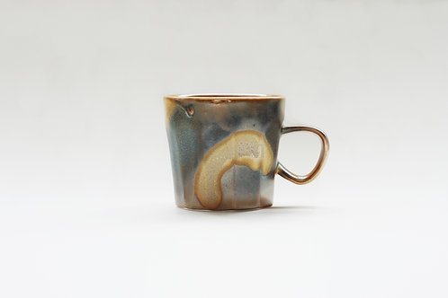 Wood-Fired Ceramic Mug